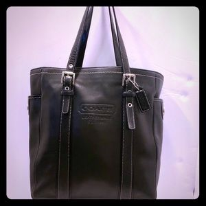 Coach Vintage Leatherwear Tote No. G3Q-9779
